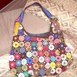 Colorful Hobo Bag
